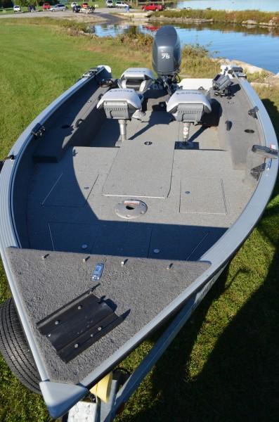 Interieur bateau