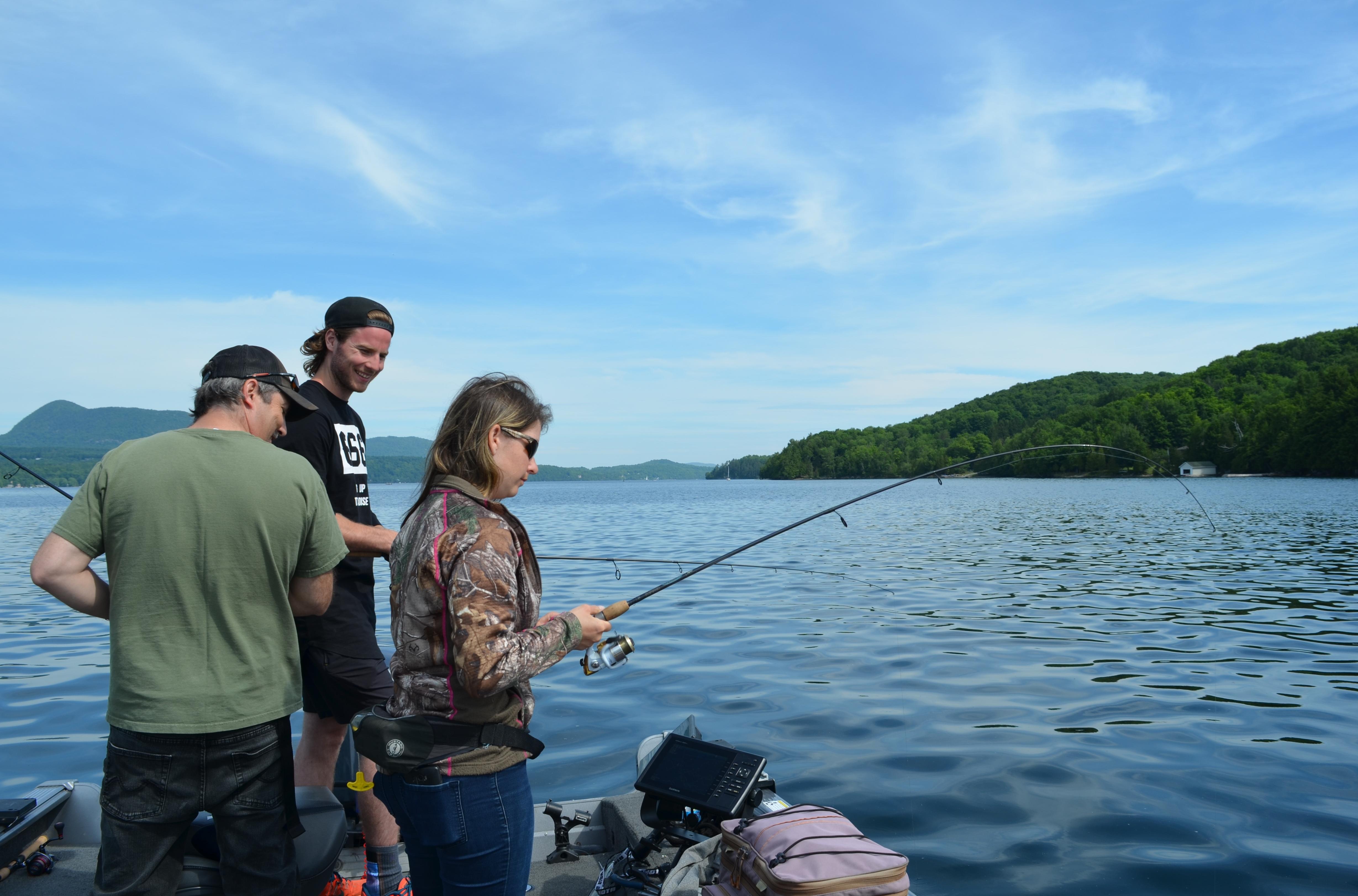 Le jeu la meilleure pêche dans le monde